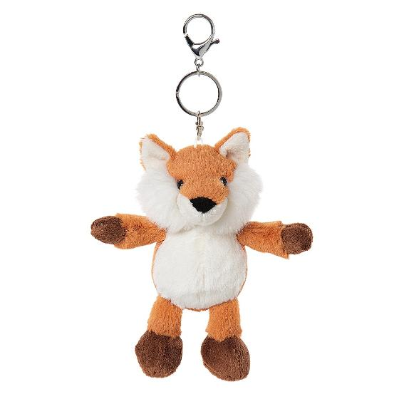 Jasper the fox keyring product photo Default L