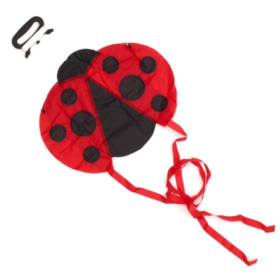 Pocket kite - ladybird design product photo
