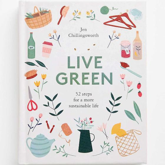 Live Green: 52 steps for a more sustainable life product photo Default L