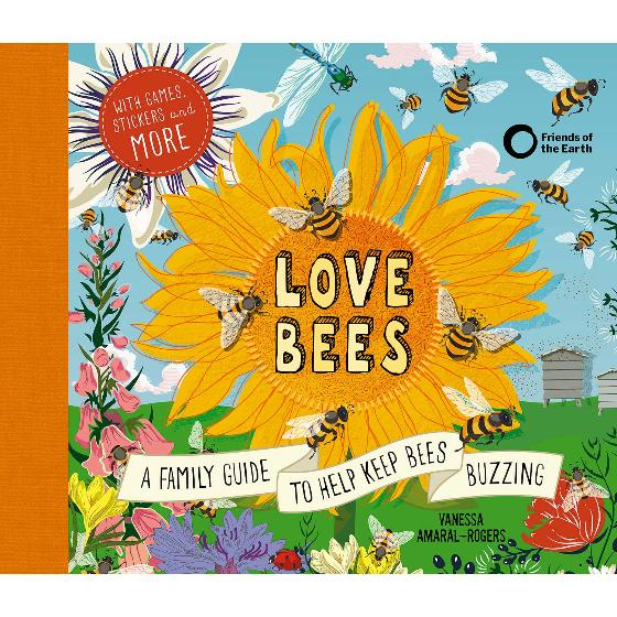 Love Bees: A family guide to help keep bees buzzing product photo