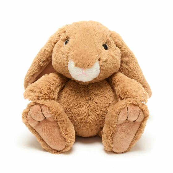 Rosie the rabbit plush beanie toy 20cm product photo Default L