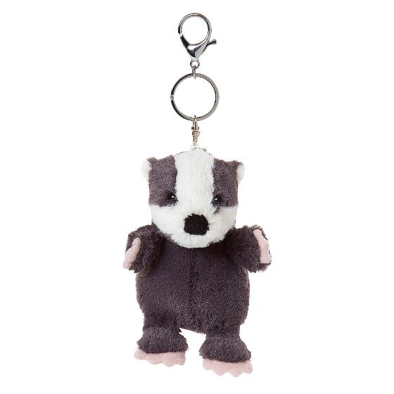 Milton the badger keyring product photo Default L
