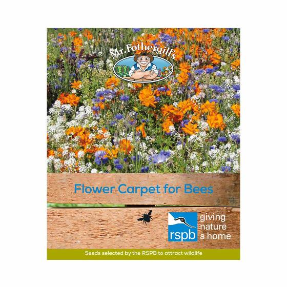 Bee flower carpet seeds pack product photo