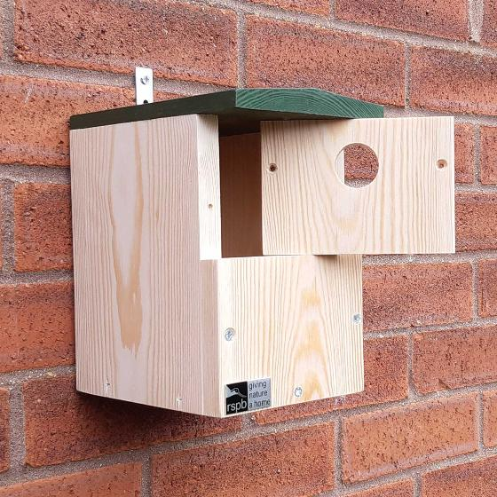 RSPB Multi-species nest box product photo additional image 4 L