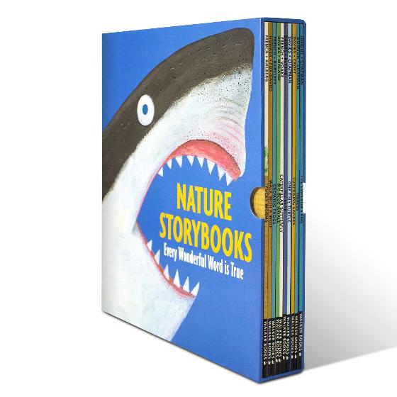 Nature Storybooks collection box set product photo