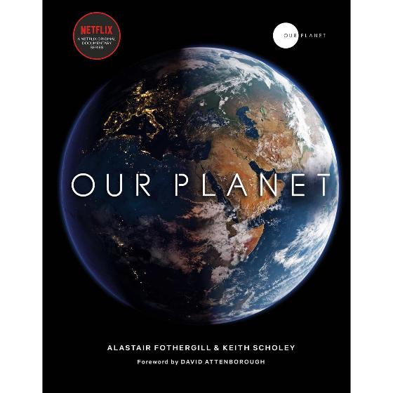 b3a46769 Our Planet - Hardback companion to Netflix series