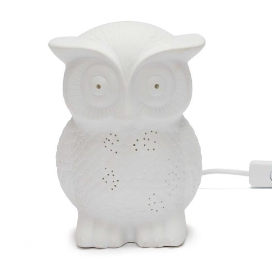 Owl night light product photo Side View -  - additional image 3 L