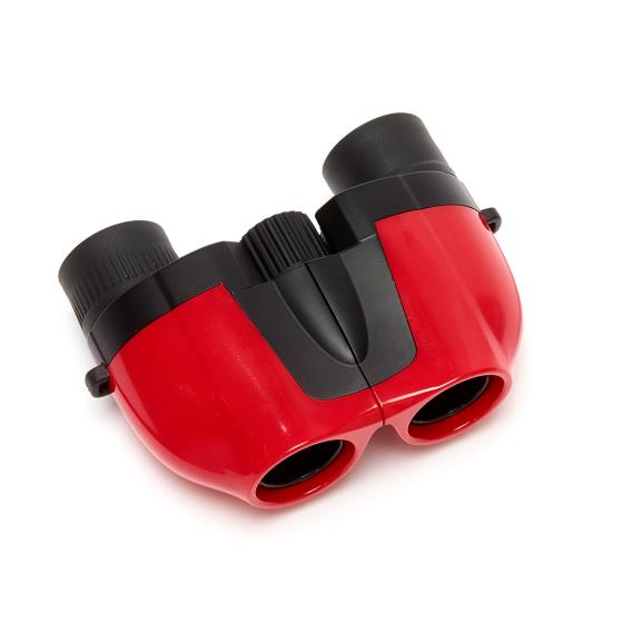 Puffin Jr children's binoculars, red product photo