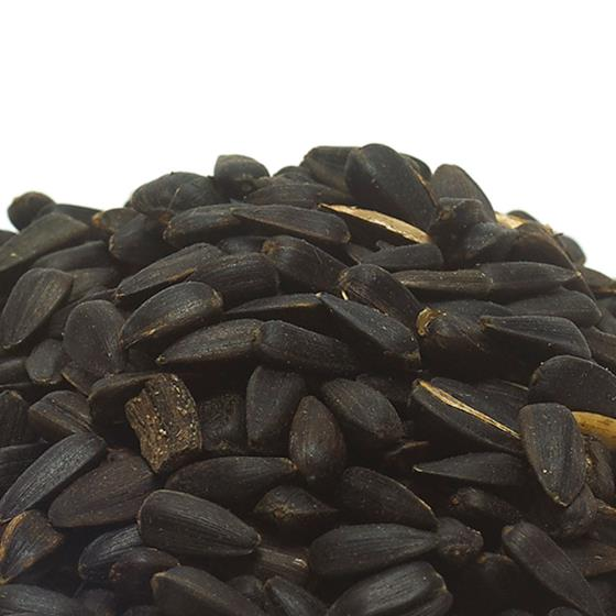 Black sunflower seeds sack (12.75kg) product photo