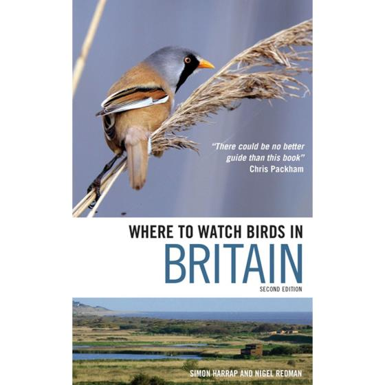 Where to Watch birds in Britain product photo Default L