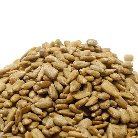 Premium sunflower hearts bird seed 4kg product photo