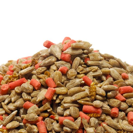 Favourites blend bird food 4kg product photo