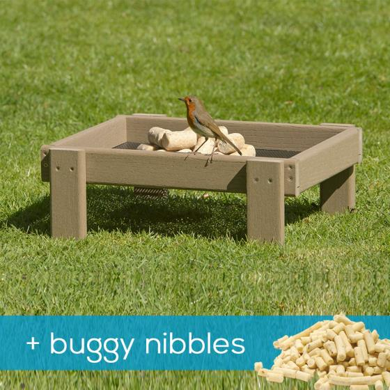 Woodlook ground table & buggy nibbles product photo