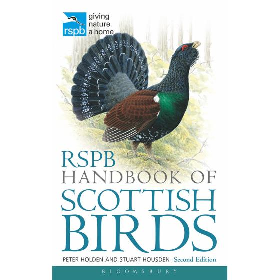 RSPB Handbook of Scottish Birds 2nd edition product photo Default L