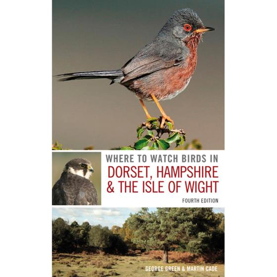Where to watch birds in Dorset, Hampshire & Isle of Wight product photo Default L