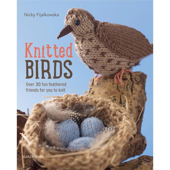 Knitted birds by N Fijalkowska product photo Default L