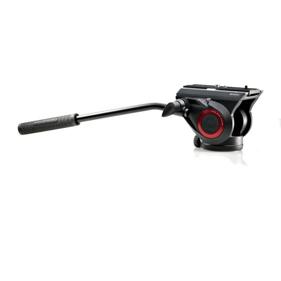Manfrotto MVH500AH video head product photo Default L