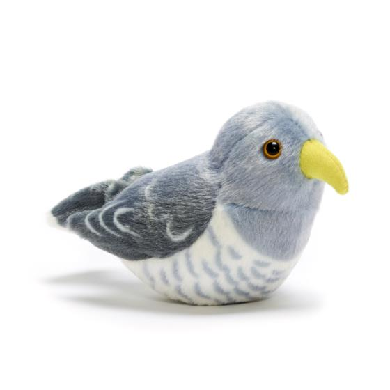RSPB singing cuckoo soft toy product photo Default L