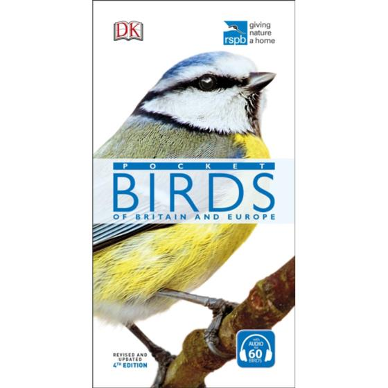 RSPB Pocket Birds of Britain & Europe product photo Default L
