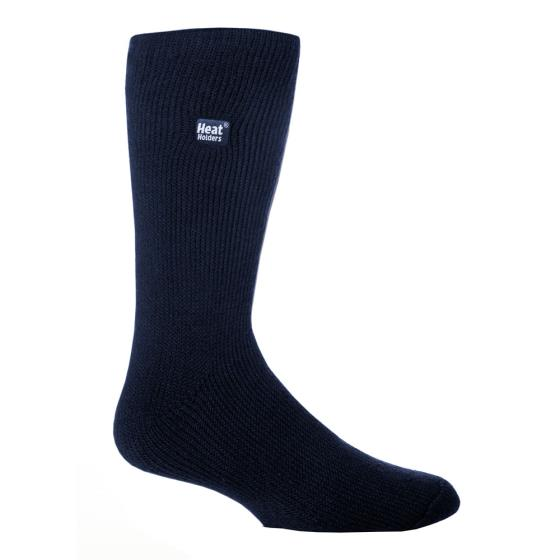 Mens heat holders socks navy product photo Default L