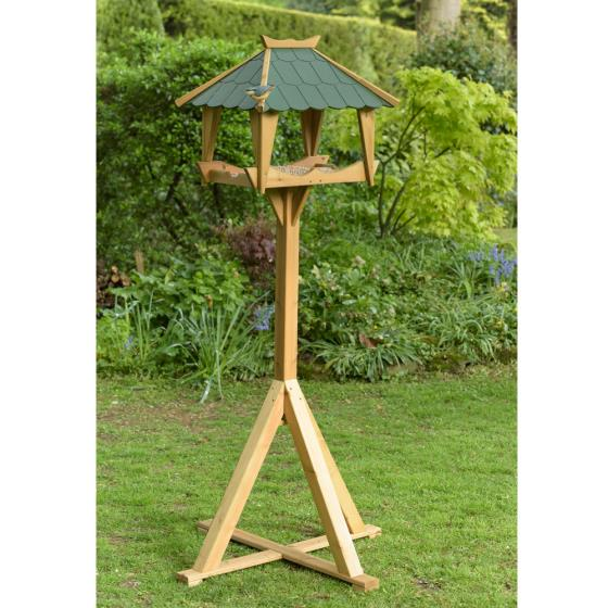 RSPB Pagoda bird table product photo Default L