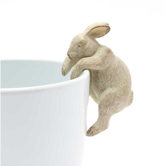 Rabbit pot hanger product photo Default L