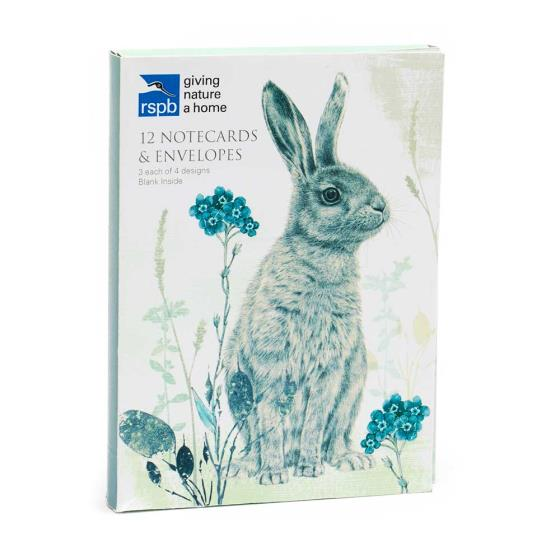 RSPB Mammals notecards product photo Default L