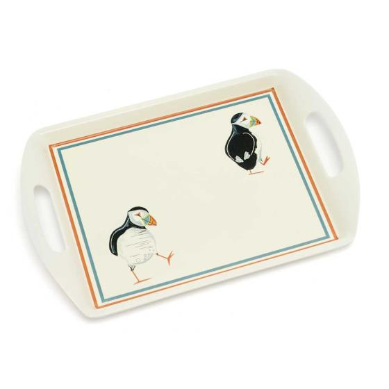 Puffin parade medium tray product photo Default L