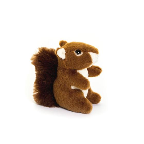 Red squirrel cuddly toy, eco product photo Default L