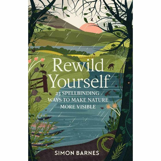 Rewild Yourself by Simon Barnes product photo Default L
