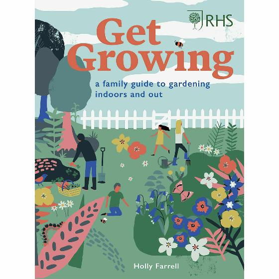RHS Get growing - a family guide product photo Default L
