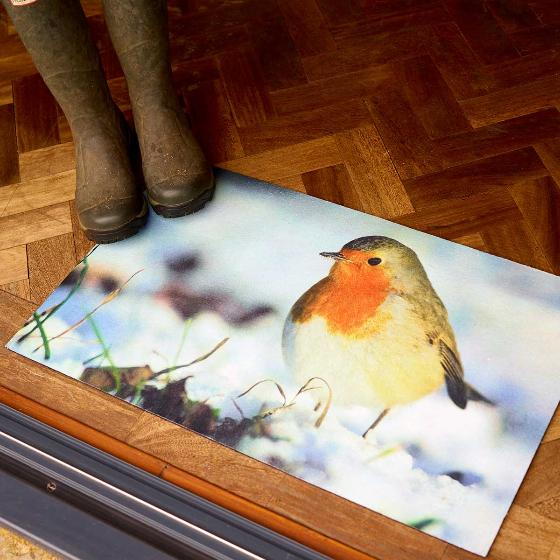 Robin Doormat product photo Default L