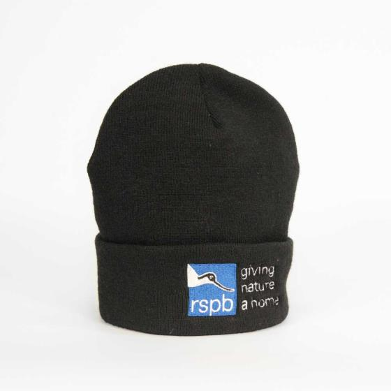 RSPB Beanie hat product photo Default L