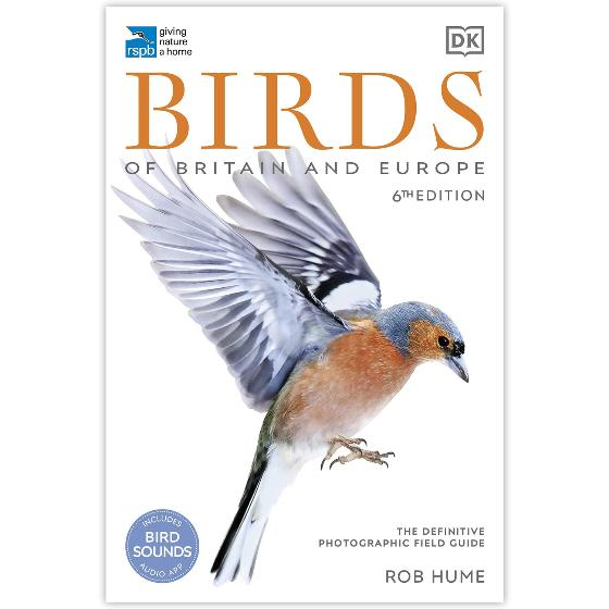 RSPB Birds of Britain and Europe, 6th edition product photo Default L