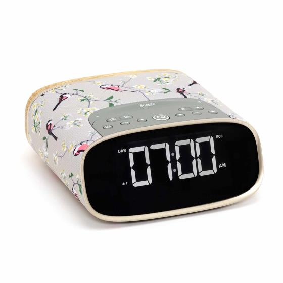 RSPB DAB Lark Alarm clock radio product photo