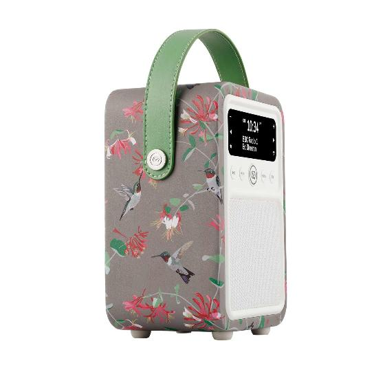 RSPB DAB Monty radio - Hummingbird product photo Front View - additional image 1 L