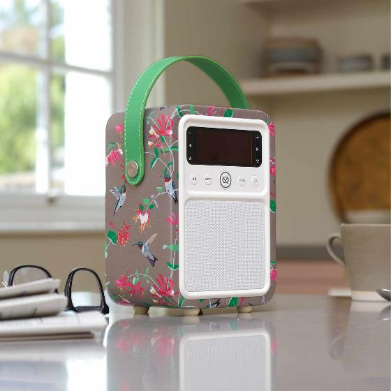 RSPB DAB Monty radio - Hummingbird product photo Side View -  - additional image 3 L