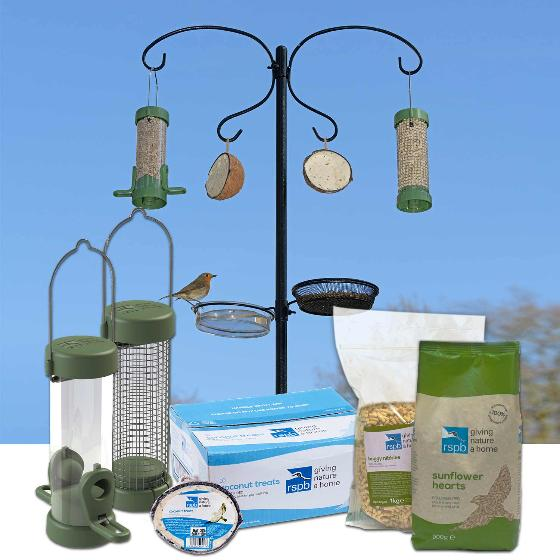 RSPB feeding station special offer product photo Default L