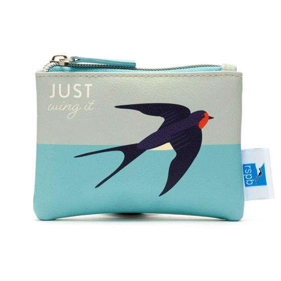 RSPB Free as a bird coin purse product photo