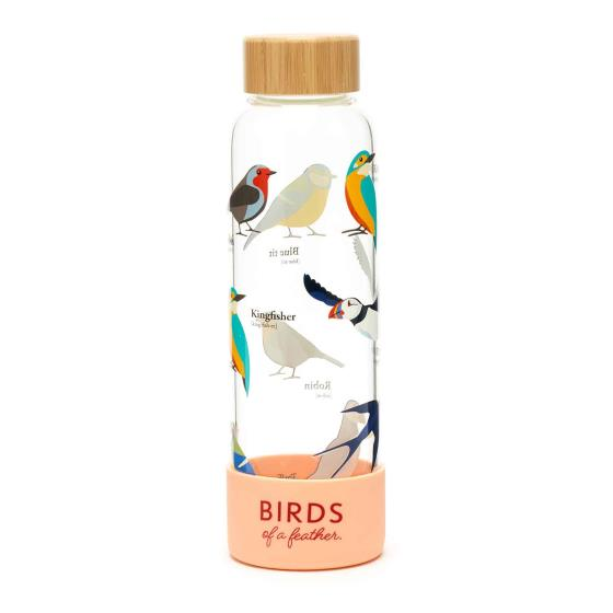 RSPB Free as a bird glass bottle product photo