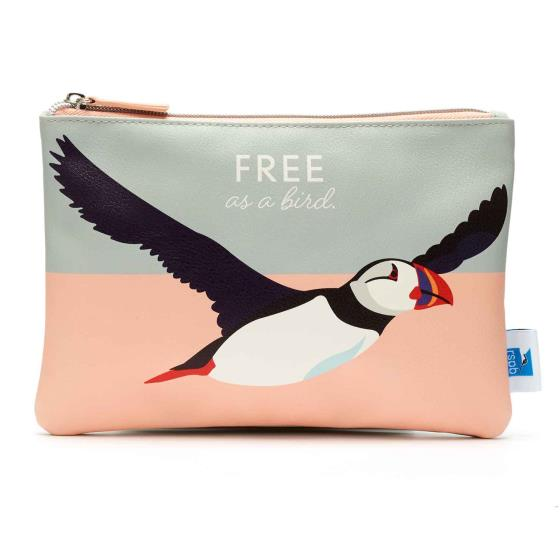 RSPB Free as a bird organiser travel pouch product photo