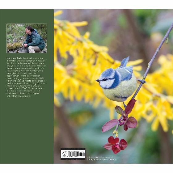 RSPB Garden birds by Marianne Taylor product photo Side View -  - additional image 3 L