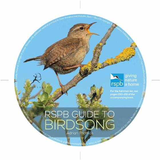 RSPB Guide to Birdsong by Adrian Thomas product photo additional image 5 L