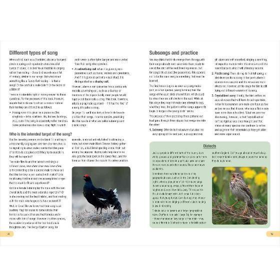 RSPB Guide to Birdsong by Adrian Thomas product photo additional image 6 L