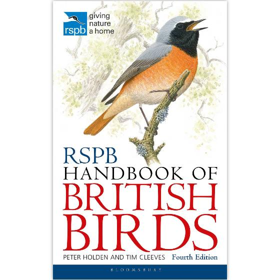 RSPB Handbook of British Birds product photo