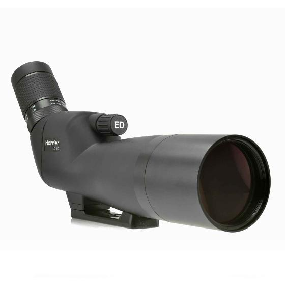 RSPB Harrier 65 scope, 15-45x eyepiece, 26x eyepiece & case product photo