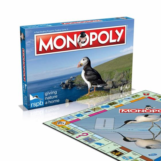 Monopoly - exclusive RSPB edition product photo