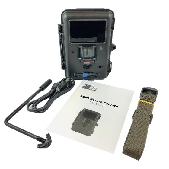 RSPB Nature camera product photo Side View -  - additional image 3 L