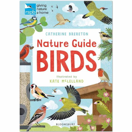 RSPB Nature Guide: Birds product photo