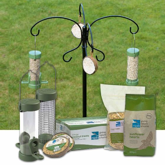 RSPB Premium feeder station special offer product photo Default L
